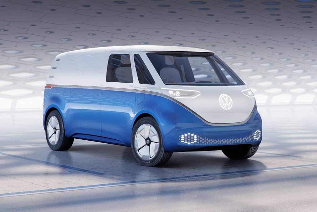 Volkswagen I.D. Cargo