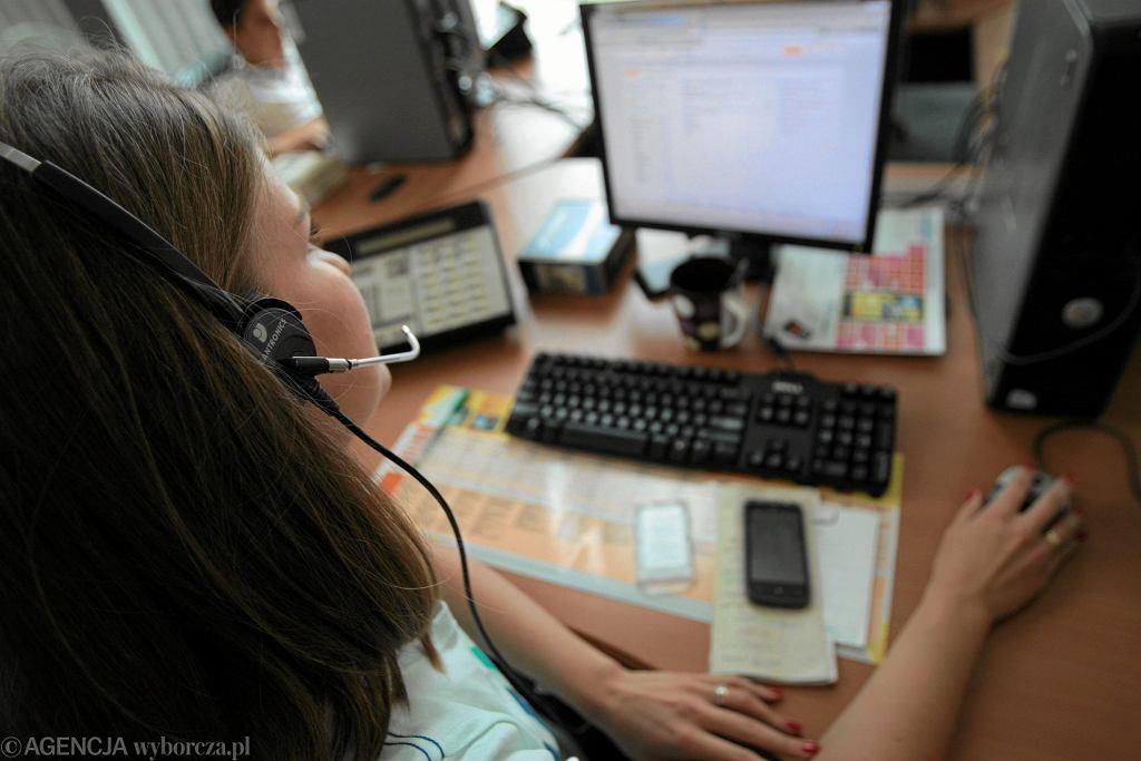 Call center (zdjęcie ilustracyjne)