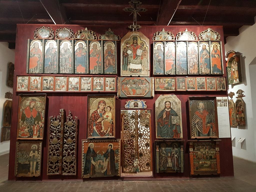 Ikony można podziwiać w Muzeum Historycznym