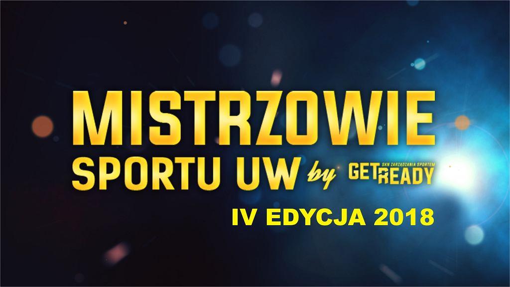 'Mistrzowie Sportu Uniwersytetu Warszawskiego'.