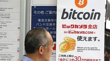 Załamanie kursu bitcoina