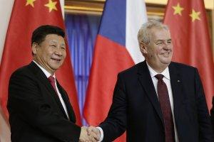 Chiny zapowiadają gigantyczne inwestycje w Czechach
