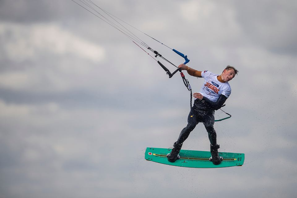 Zdjęcie numer 4 w galerii - Ford Focus Active Challenge - Mistrzostwa Polski w kitesurfingu oraz wielki finał Pucharu Polski!