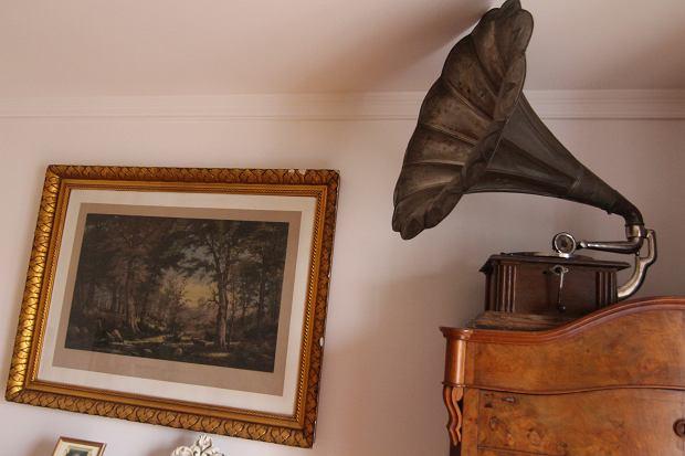 Zdjęcie numer 10 w galerii - Odeta Moro pokazała dom. Jest pełen oryginalnych i wiekowych dodatków.  Nigdy nie zgadniecie, co postawiła w łazience