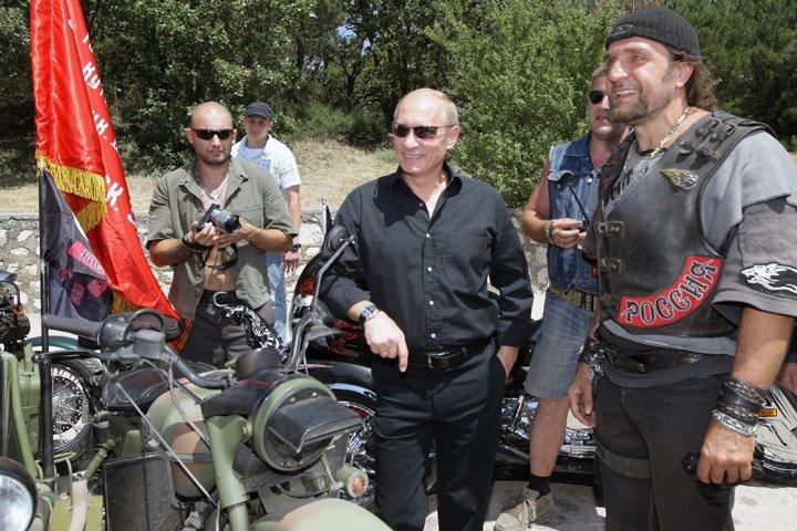 Władimir Putin i