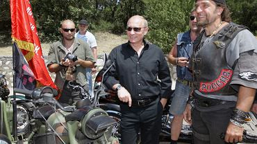 "Władimir Putin i ""Chirurg"""