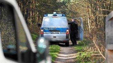 Poszukiwania 10-letniej Mai po niemieckiej stronie granicy