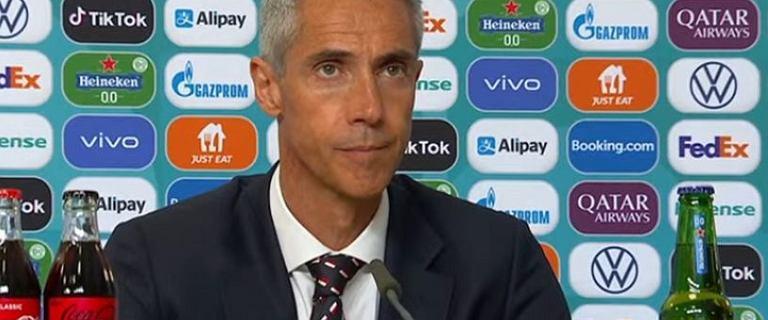 """Media: Sousa chce w kadrze Anglika. """"Moja mama płynnie mówi po polsku"""""""