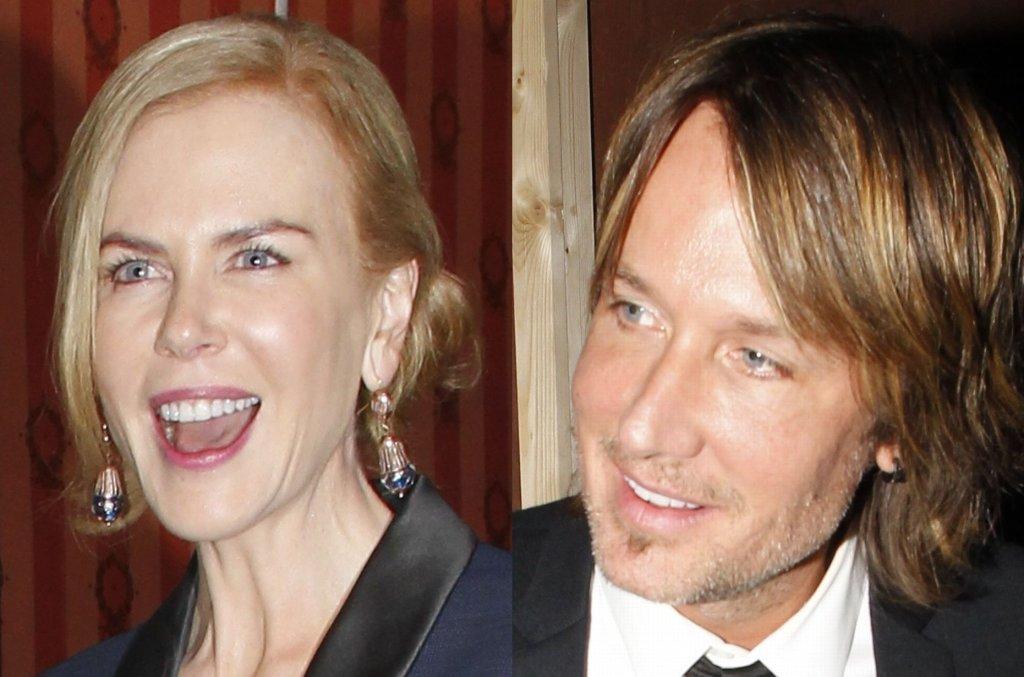 W poniedziałek Nicole Kidman i Keith Urban gościli na przyjęciu prasowym