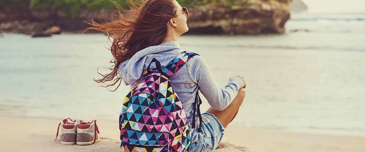 Wiele polskich kobiet podróżuje solo. Przekonują inne, żeby odważyły się na samotny wyjazd (fot: Shutterstock.com)