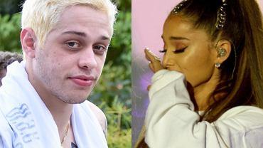 Pete Davidson / Ariana Grande