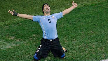 Urugwaj - Anglia 2:1