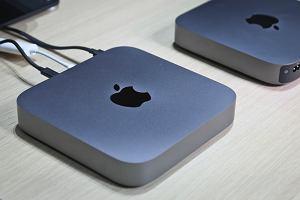 Nowy Mac Mini kosztuje 20 tys. zł. Składając komputer sami wydamy 9 tys.