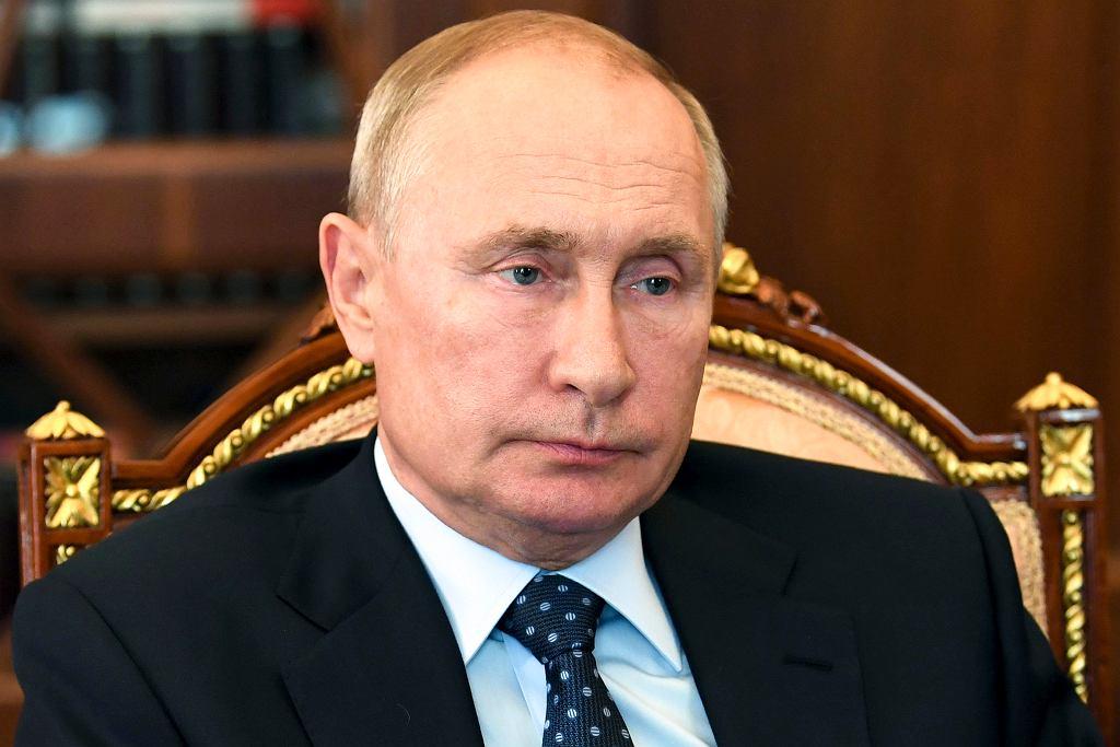Ile w 2019 r. zarobił prezydent Rosji?