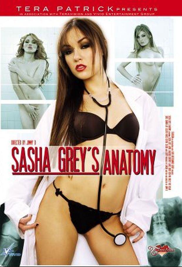 Sasha Grey's anathomy, sasha grey