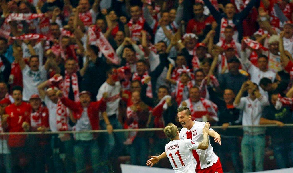 Polska 2-0 Niemcy