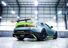 Najlżejszy i najmocniejszy Aston Martin GT8