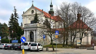 Kościół św. Antoniego Padewskiego przy ul. Senatorskiej