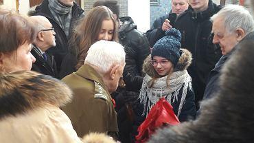 Płk. Kazimierz Klimczak świętował swoje 104 urodziny