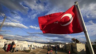 Obóz dla uchodźców w Gaziantep