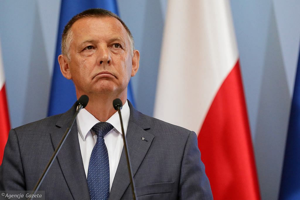 Marian Banaś- Fot. Sławomir Kamiński / Agencja Gazeta