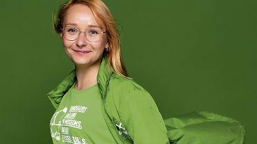 Małgorzata Tracz - przewodnicząca partii Zieloni, 25.09.2019 Wrocław