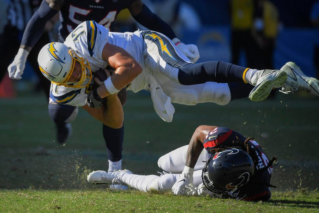 Philip Rivers, quarterback San Diego Chargers
