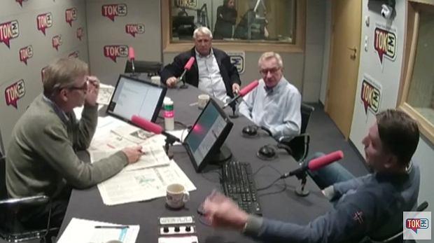 Gośćmi Jacka Żakowskiego byli: prof. Wiesław Władyka, Tomasz Wołek i Tomasz Lis