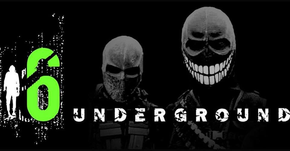 '6 Underground'