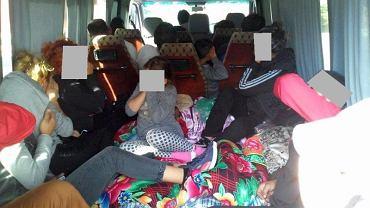 Busem podróżowało 22 Bułgarów