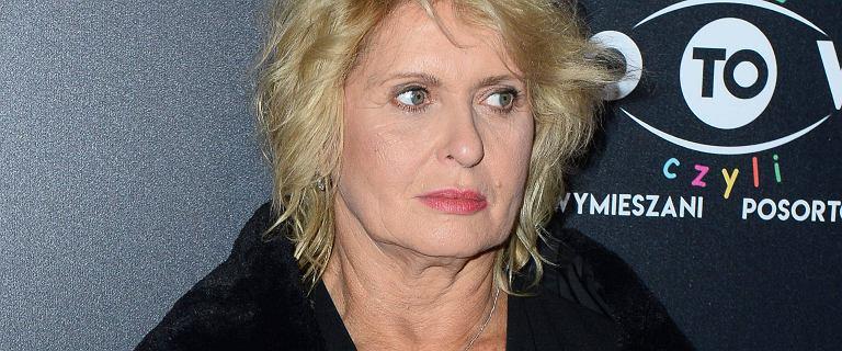 Ewa Kasprzyk rozwiodła się w tajemnicy. Zakończyła 36-letnie małżeństwo rok temu