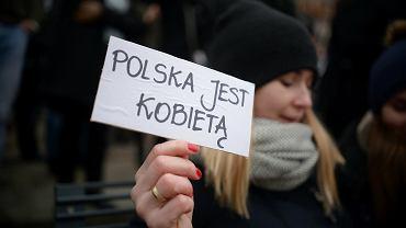 Czarny piątek w Olsztynie