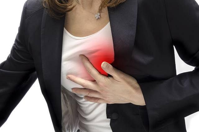 Ból w klatce piersiowej oraz duszności to objawy, z którymi najczęściej zgłaszają się pacjenci chorujący na kardiomiopatię