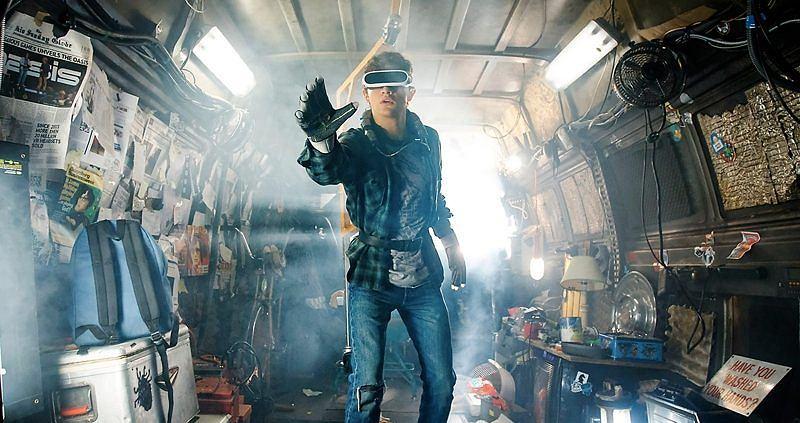 Ready Player One, reż. Steven Spielberg, prod. Warner Bros.