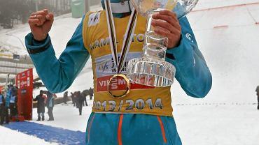 Kamil Stoch w Planicy