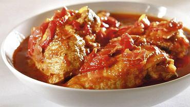 Hiszpańska potrawka z kurczaka