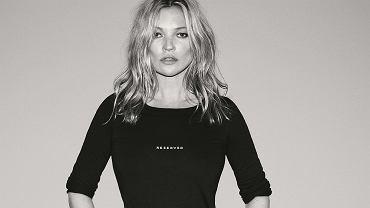 Kate Moss będzie gwiazdą jesienno-zimowej kampanii Reserved