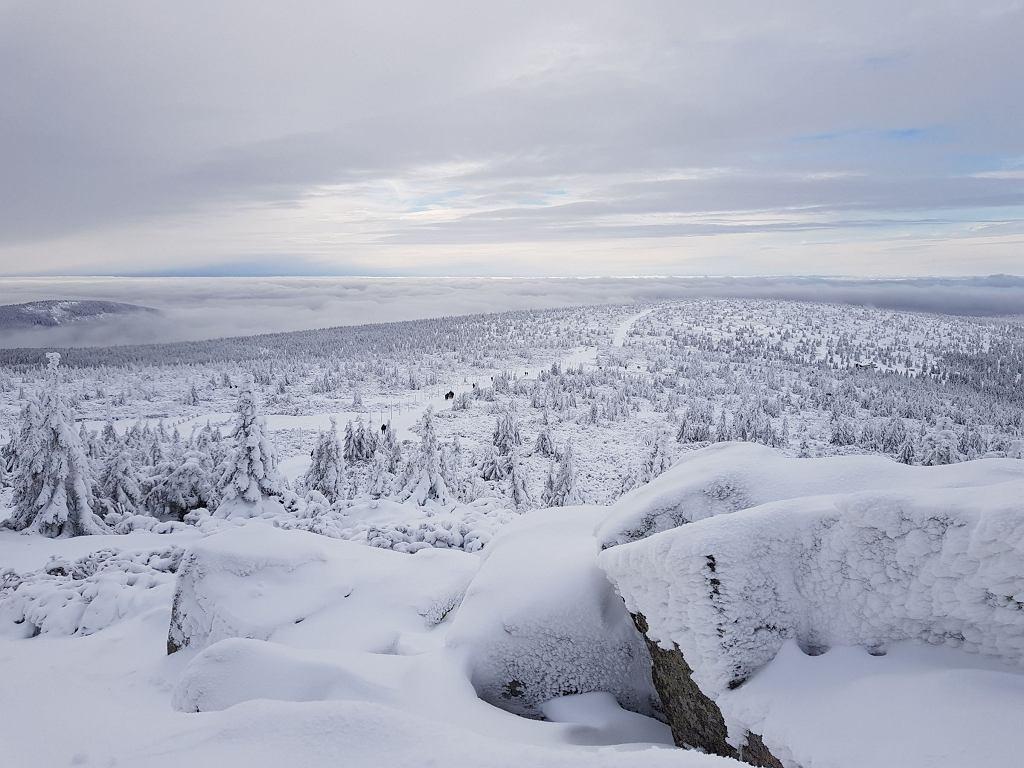Zima w Sudetach, Szklarska Poręba