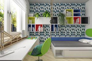 Pokój nastolatka - jak urządzić stylowe miejsce do nauki?