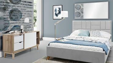 Aranżacja sypialni z komodą