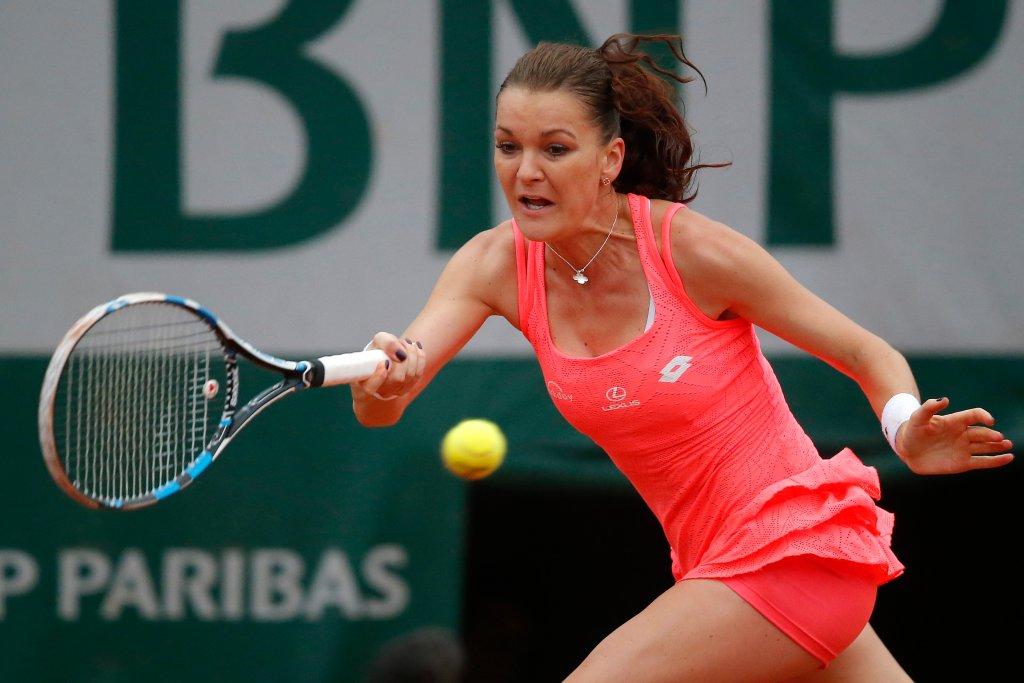 Agnieszka Radwańska na French Open, 29.05.2016