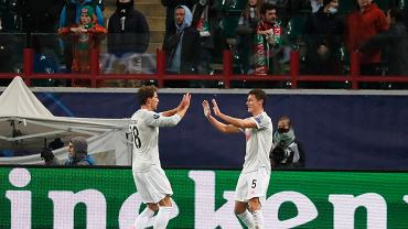 Bayern trembled for victory until the last minutes!  Good match between the Poles and Lokomotiv