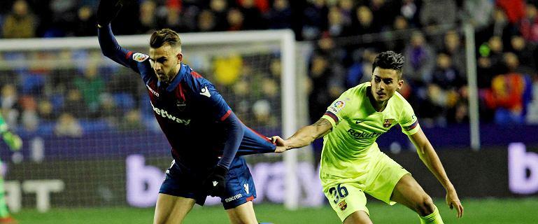 Barcelona może zostać wyrzucona z Pucharu Króla!