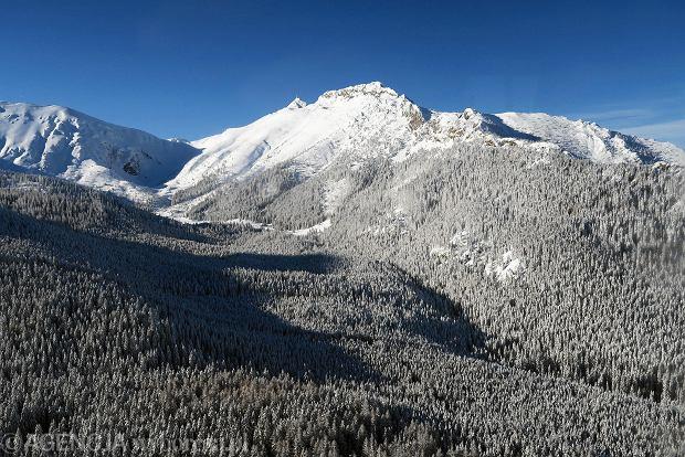 Zdjęcie numer 8 w galerii - Słońce, śnieg i szczyty. Piękna pogoda w Tatrach, zachwycające widoki