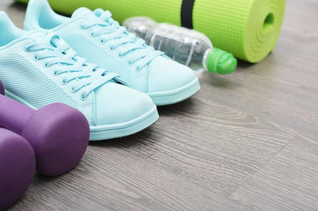 Co zabrać na trening fitness