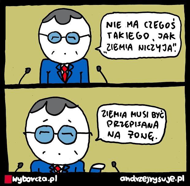 Andrzej Rysuje | ZIEMIA NICZYJA - Andrzej Rysuje | 29.08.2021 -