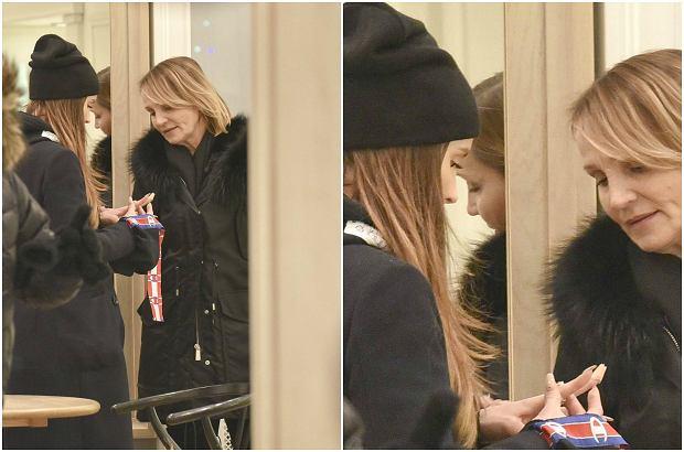 Zdjęcie numer 6 w galerii - Marina zawsze nosiła mocny makijaż i przedłużała rzęsy. A kiedy je odkleiła... Jej twarz wygląda CAŁKIEM INACZEJ