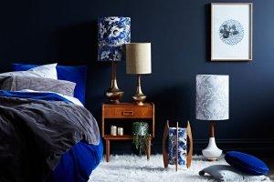 Trendy: lampy Retro Print Revival