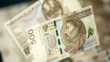 Nowy banknot 500-złotowy