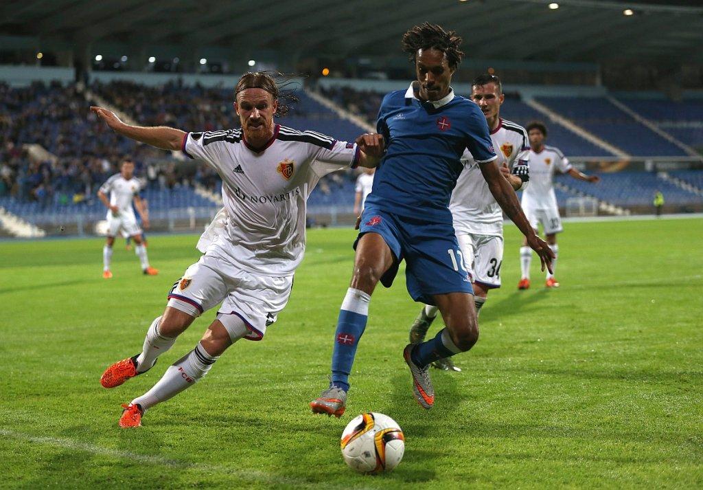 Belenenses Lizbona - FC Basel